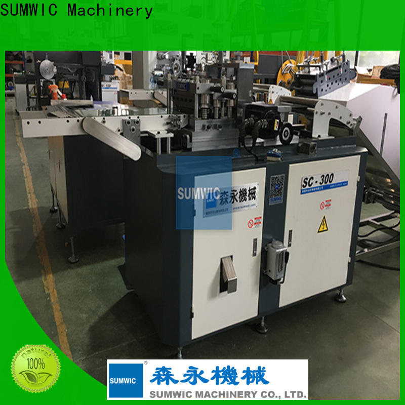 SUMWIC Machinery sumwic cut to length manufacturers for industry