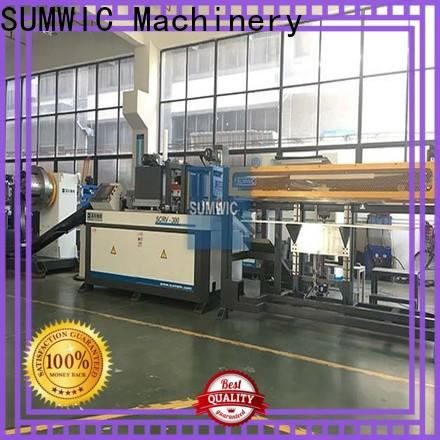 SUMWIC Machinery automatic core cutter manufacturers for step lap