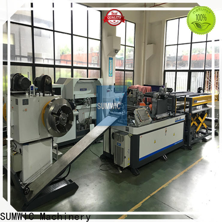 SUMWIC Machinery cutting cut core transformer factory for distribution transformer