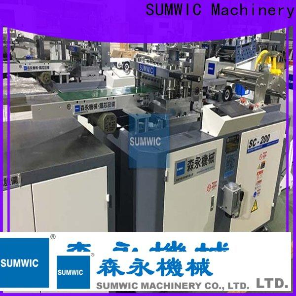 SUMWIC Machinery cutting cut to length line Supply for industry