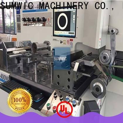SUMWIC Machinery dg transformer winding machine manufacturers for industry