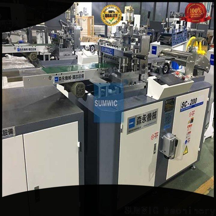 SUMWIC Machinery hole cut to length for business for industry