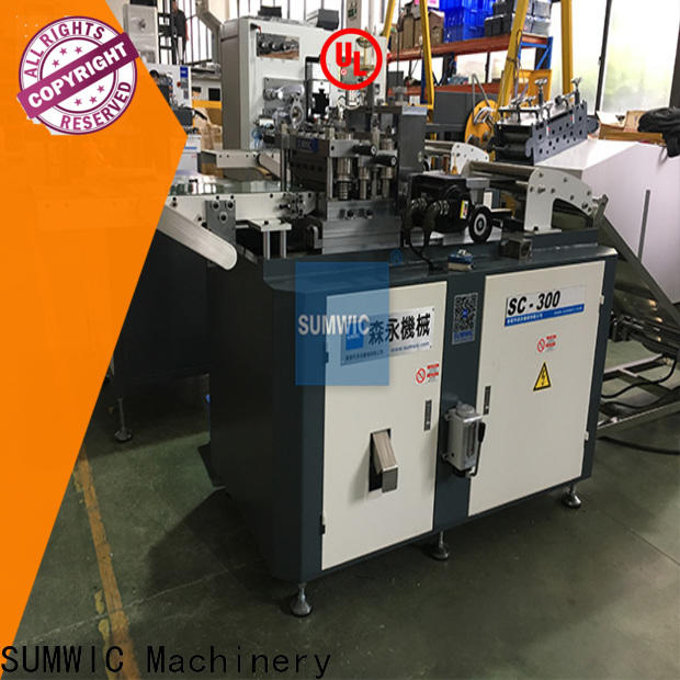 SUMWIC Machinery machine cut to length line company for industry