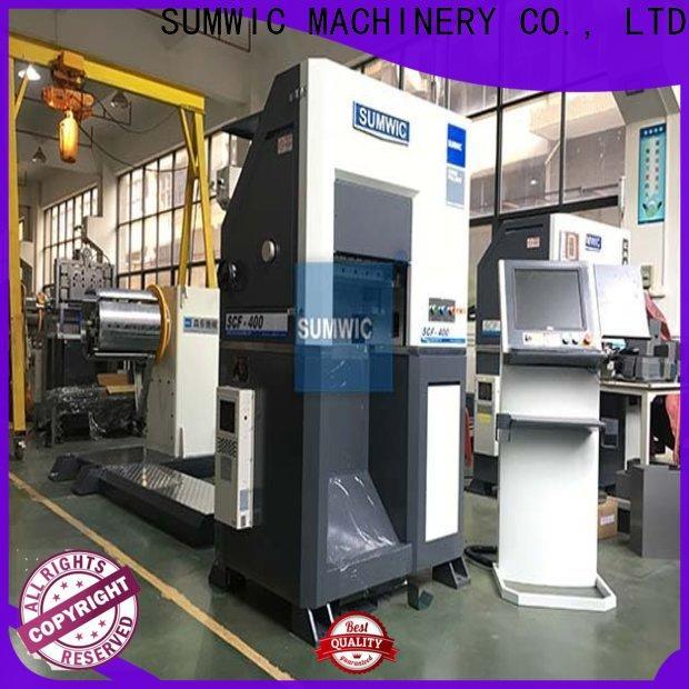 SUMWIC Machinery High-quality rectangular core machine Supply for single phase