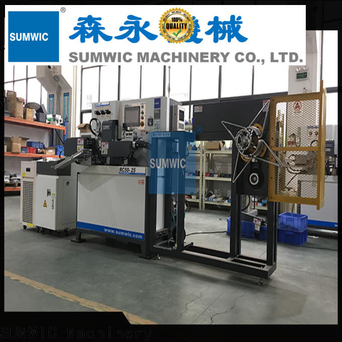 SUMWIC Machinery od auto coiling machine company for industry