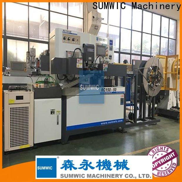 SUMWIC Machinery brand toroidal winding machine manufacturers for industry
