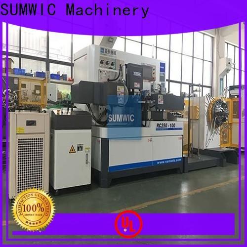 SUMWIC Machinery Custom coil maker machine Supply for toroidal current transformer core