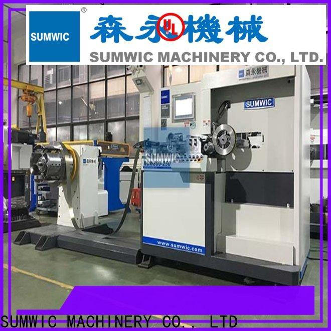 SUMWIC Machinery rcw800250 core winding machine factory for DG Transformer