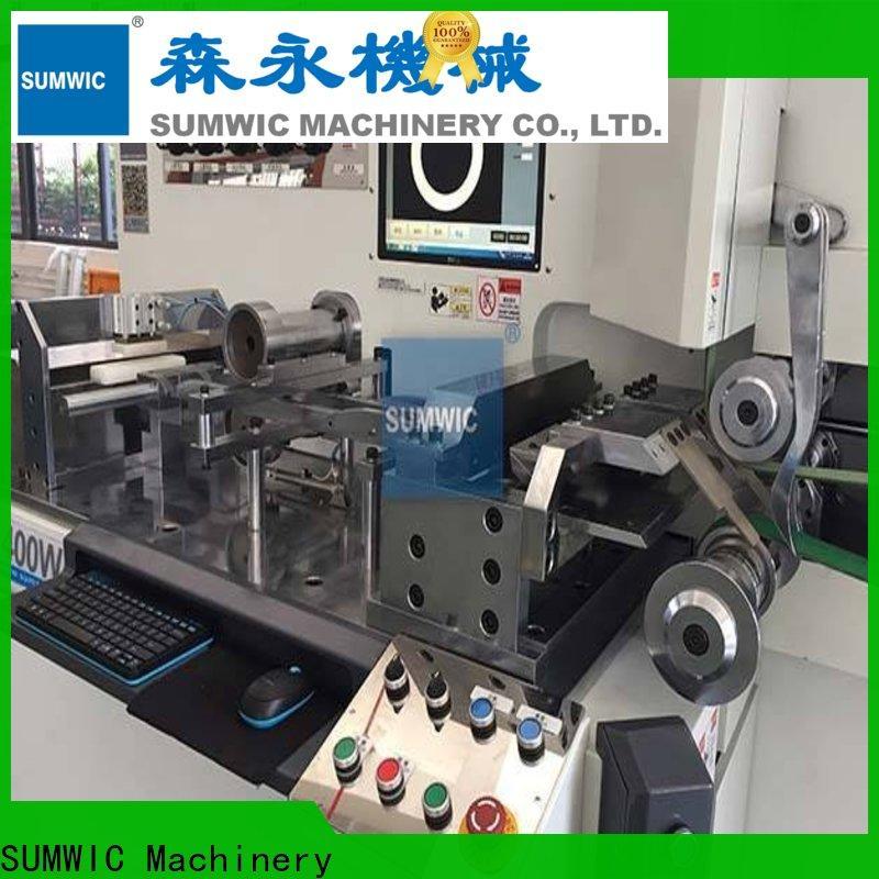 SUMWIC Machinery Custom core winding machine Supply for industry