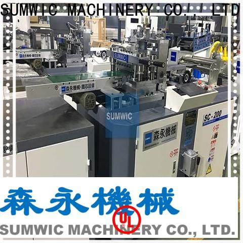 SUMWIC Machinery Best cut to length machine Supply for industry