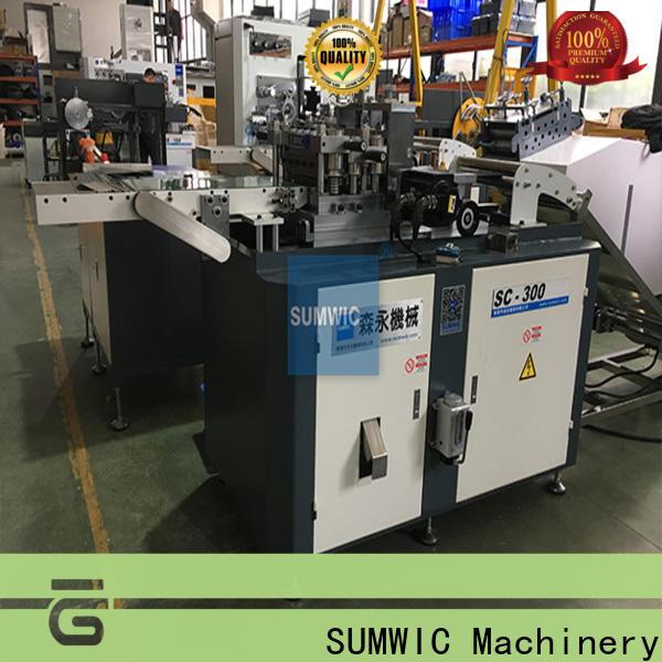 SUMWIC Machinery Custom cut to length machine factory
