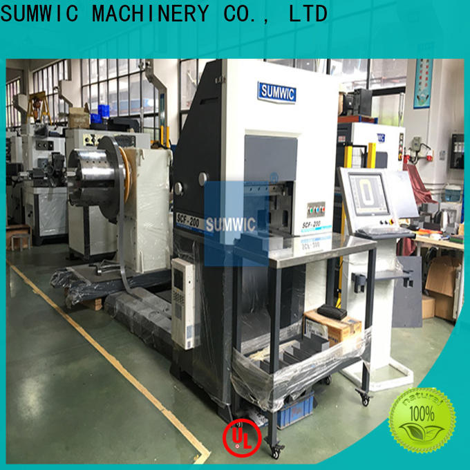 Latest wound core making machine core manufacturers for single phase