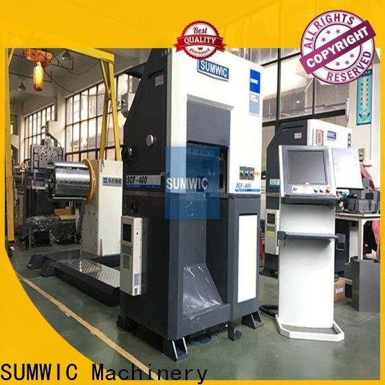 SUMWIC Machinery Wholesale rectangular core machine company for three phase transformer