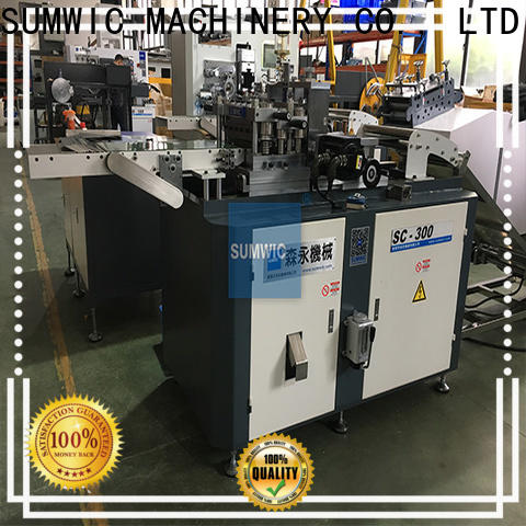 SUMWIC Machinery Custom cut to length line company for industry