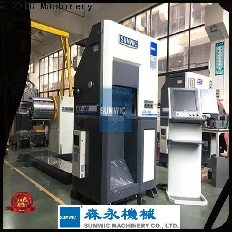 SUMWIC Machinery High-quality rectangular core winding machine company for three phase transformer