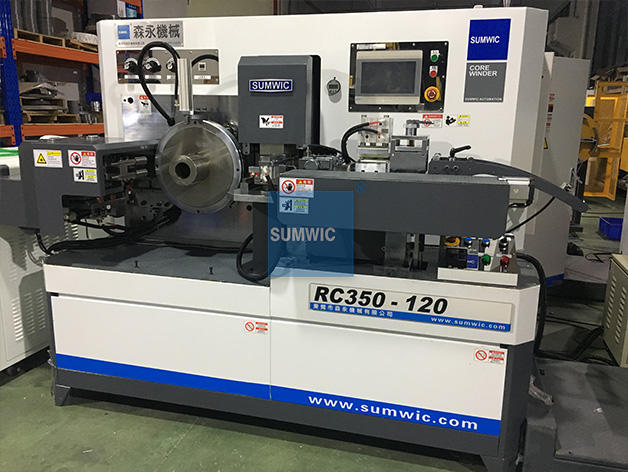 RC400-120 Automatic toroidal core winding machine for big cores