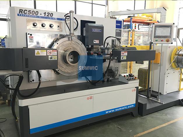 SUMWIC Automatic big transformer core winding machine RC500-120