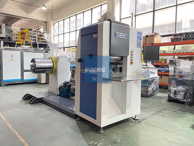 Wound Core Folding Machine for Unicore SUMWIC SCF-400